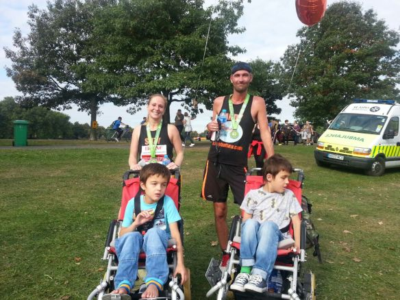 robin hood marathon with kids 2